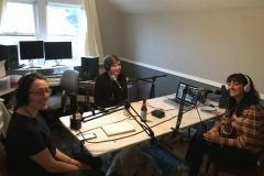 Alia Bird - Interview shot