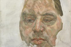 Francis Bacon by Freud