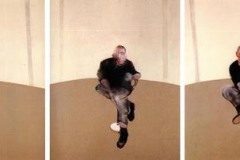 Study for a Self Portrait — Triptych 1985–86 - Francis Bacon