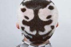 Rorschach test style