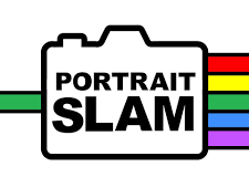 Portrait Slam Logo