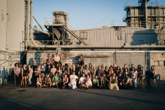 #WhiteCitySlam group photo - White City, OR